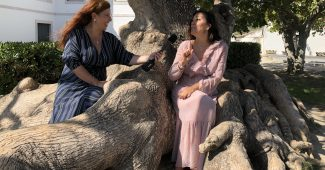 Daniela Azevedo com Vânia Fonseca - Mulheres da Terra